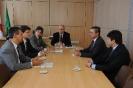 Reunião Vice Prefeito Délio Malheiros